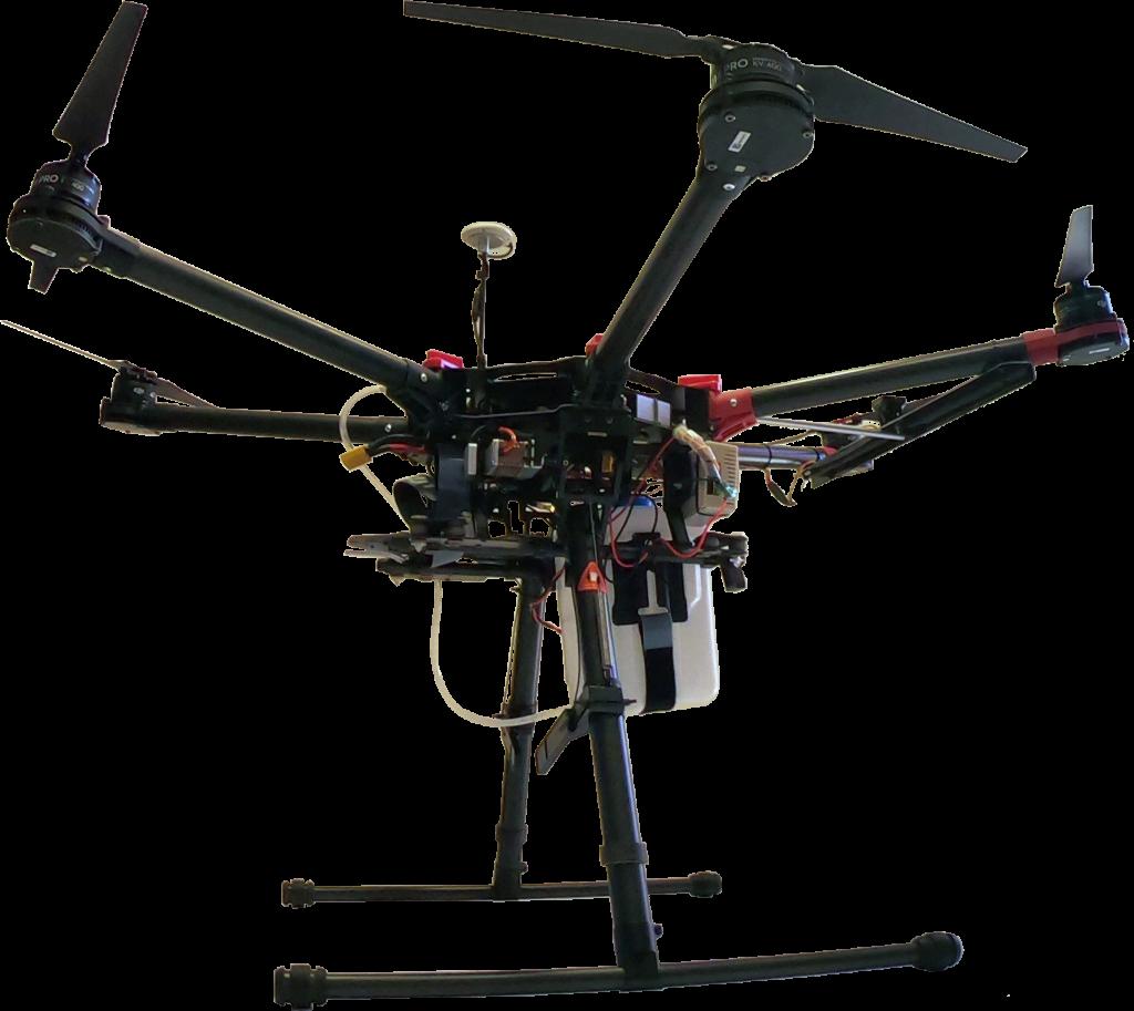 Drone per la lotta, contattaci
